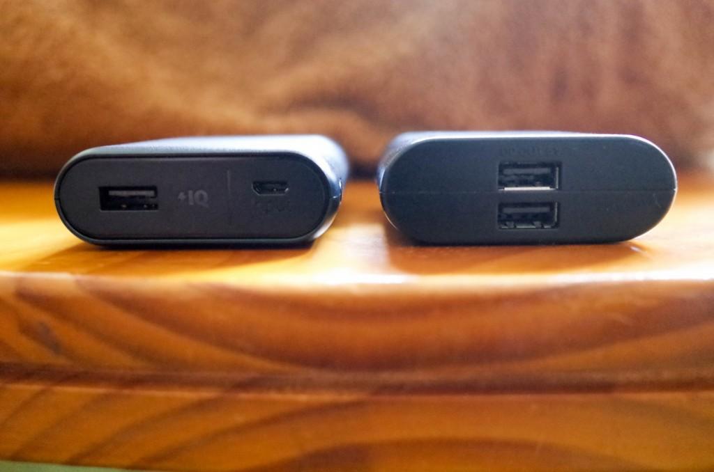 先代バッテリーと比較