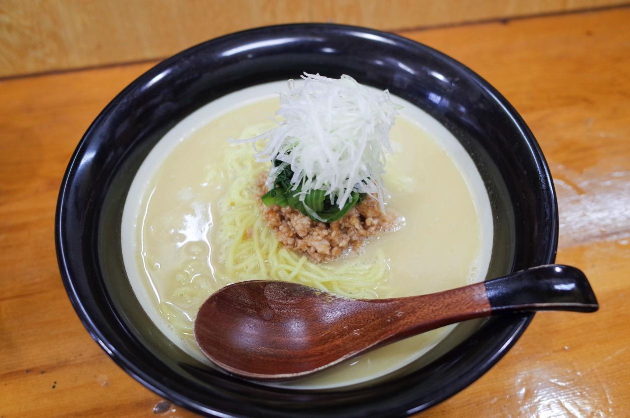 きどりらーめん 新潟市東区江南 鶏白湯が絶妙に美味い個性豊かなラーメン屋さん。また一つ好きなラーメンが出来ました!