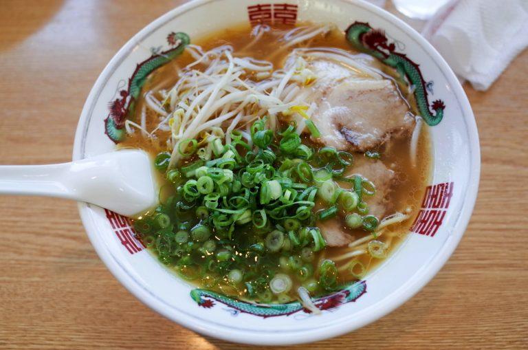 うどんと和菓子のちから なのに〜…中華そばが美味い! 広島人なら必ずお世話になるお店で中華そばを食す!