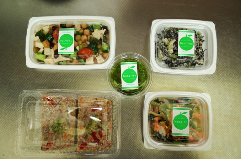 【hana-na(ハナナ)】 新潟市中央区上所 デリカテッセンで美味しい野菜を食べてお盆太りを解消しよう!