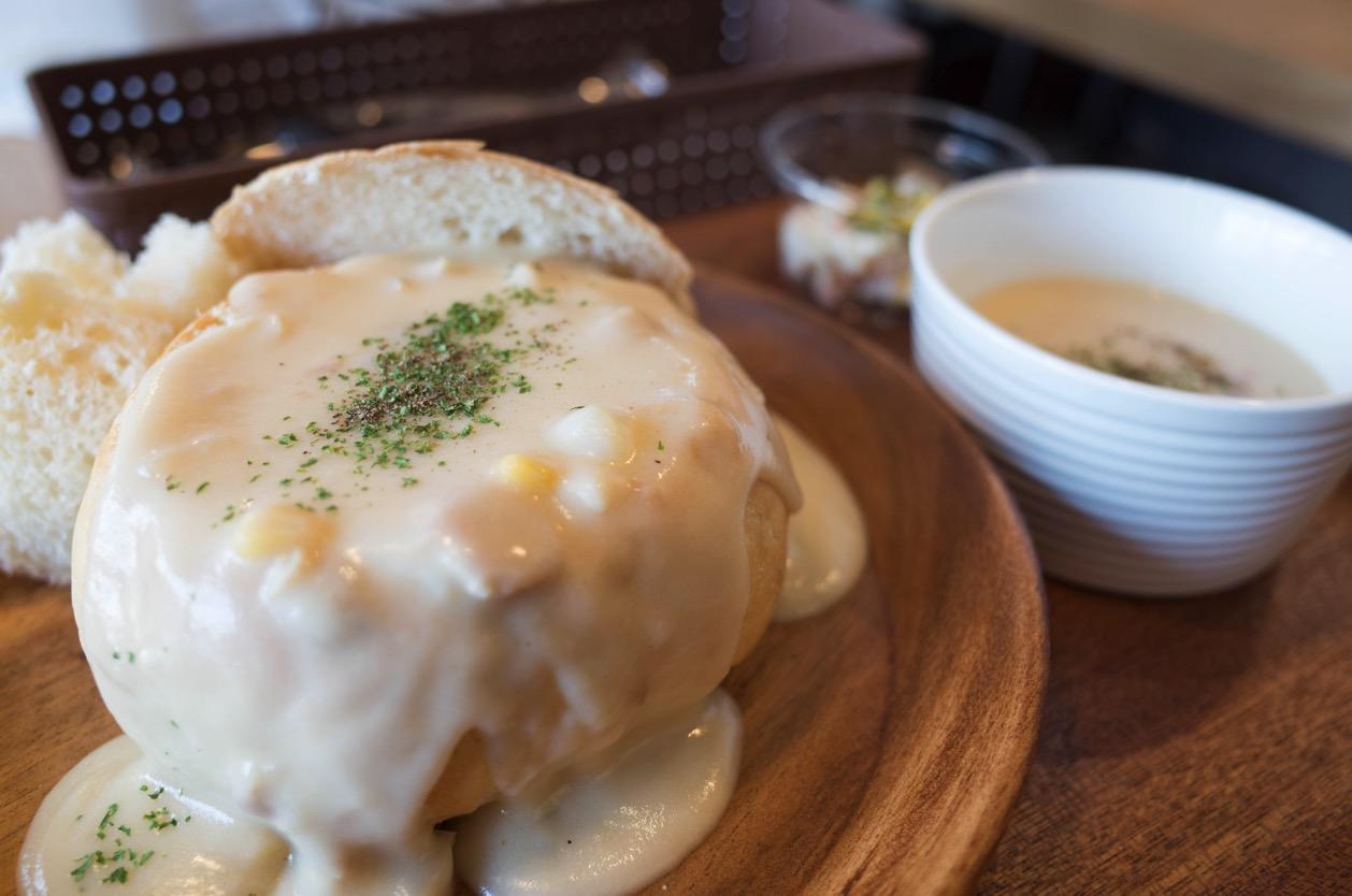 CISCO THE BAKERY 新潟市中央区米山 クラムチャウダーとクロワッサンがオススメの新しいパン屋さんに行ってみた!