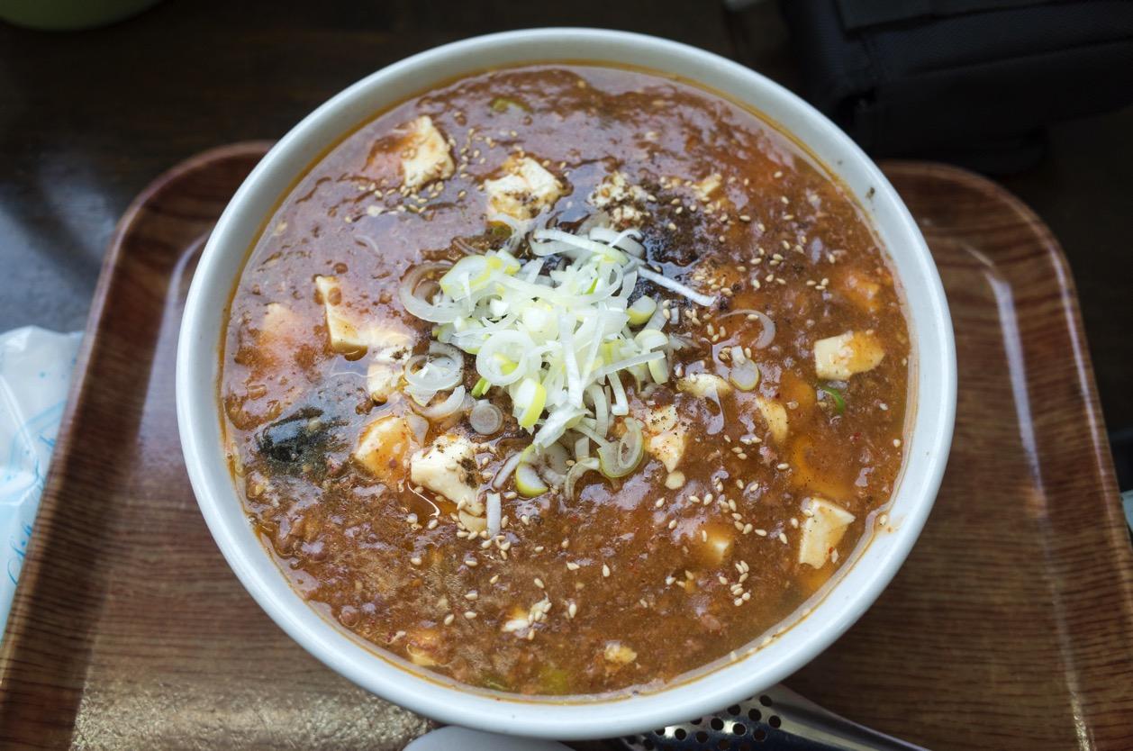 まるしん 新潟市江南区早通 僕はマーボ麺といえばここなんじゃないかと思うんです!