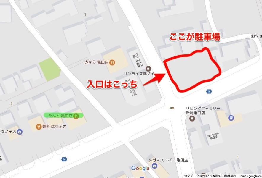 たんと地図