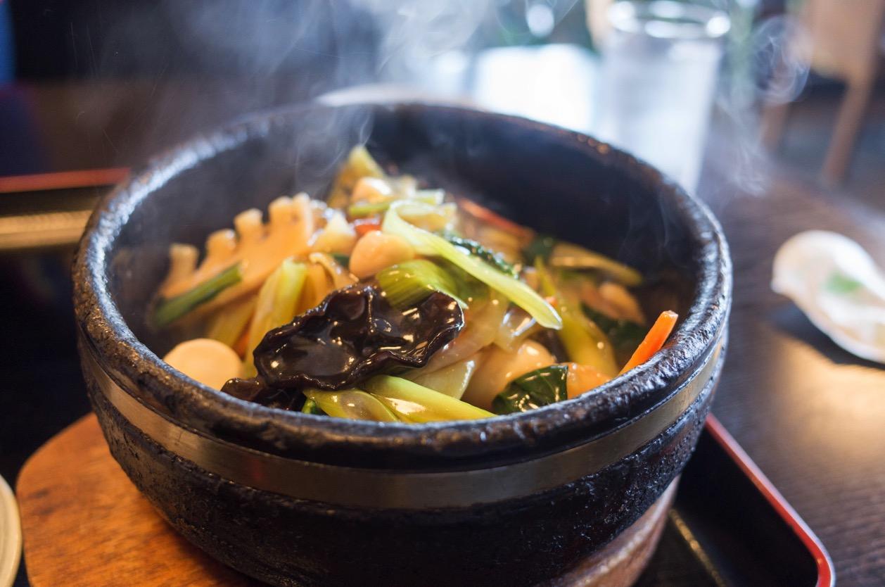 多来(タレー) 新潟市中央区上近江 トルソッウルミョンなる食べ物が熱い!とにかく熱い!そして美味い!