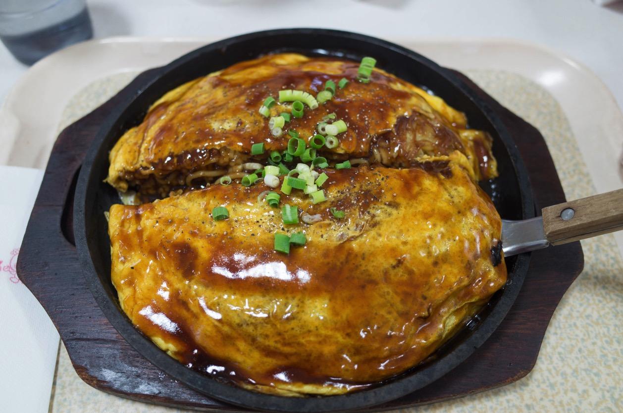 新潟で広島のお好み焼きを食べたくなったらピーコックに行こう!