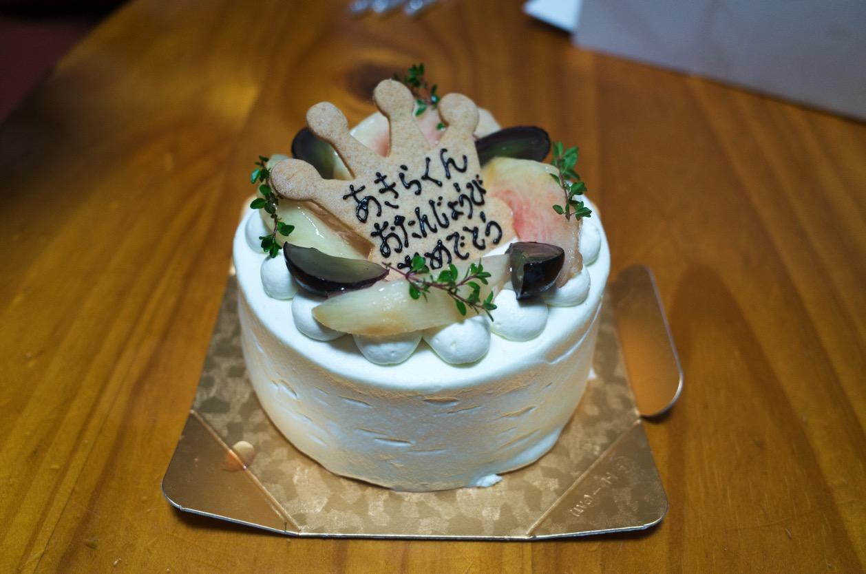 菓子工房 風花(ふうか)新潟市東区太平 モンブランが有名なケーキ屋さんのデコレーションケーキを食べてみた!