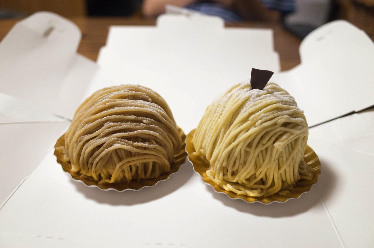 菓子工房風花(ふうか)のモンブランが絶句する美味しさだった件
