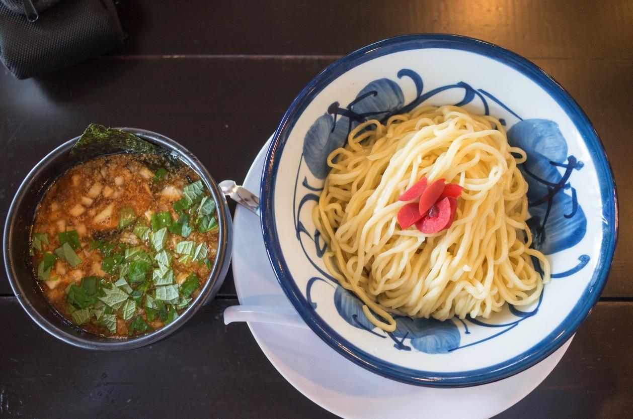 つけめん・らーめん猫満(新潟市東区牡丹山) 美味しいのはラーメンだけじゃない!締めが楽しみになるラーメン店!
