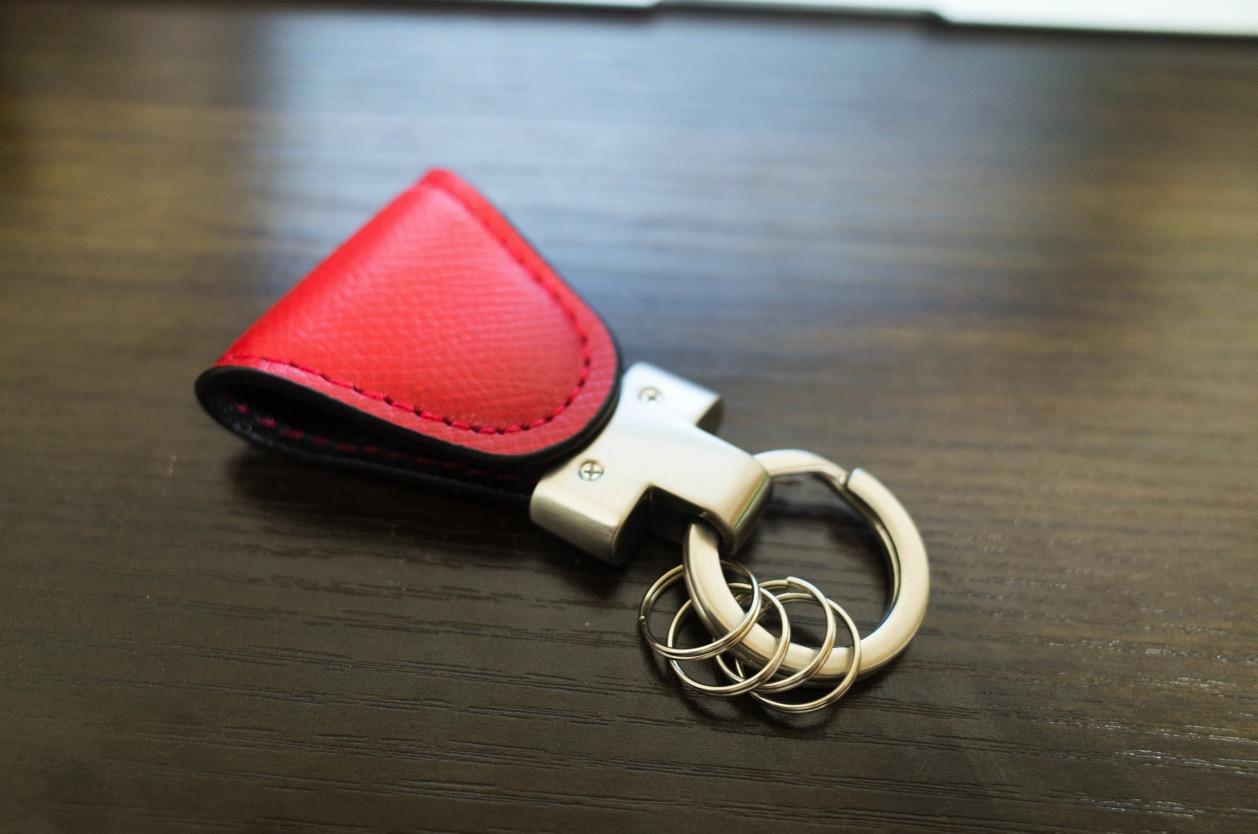 VRPの【Key Clip 】はキーケースに悩む男子必見!カバンやポケットで鍵が迷子になる人にも便利だよ!