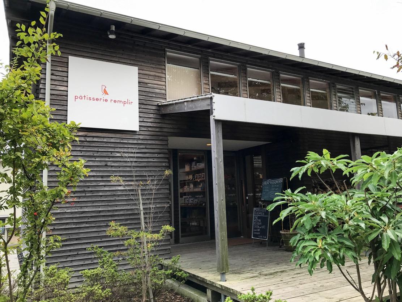 パティスリー ランプリール(新潟市江南区太右エ門新田) カフェとしても使いたい隠れ家的パティスリー。