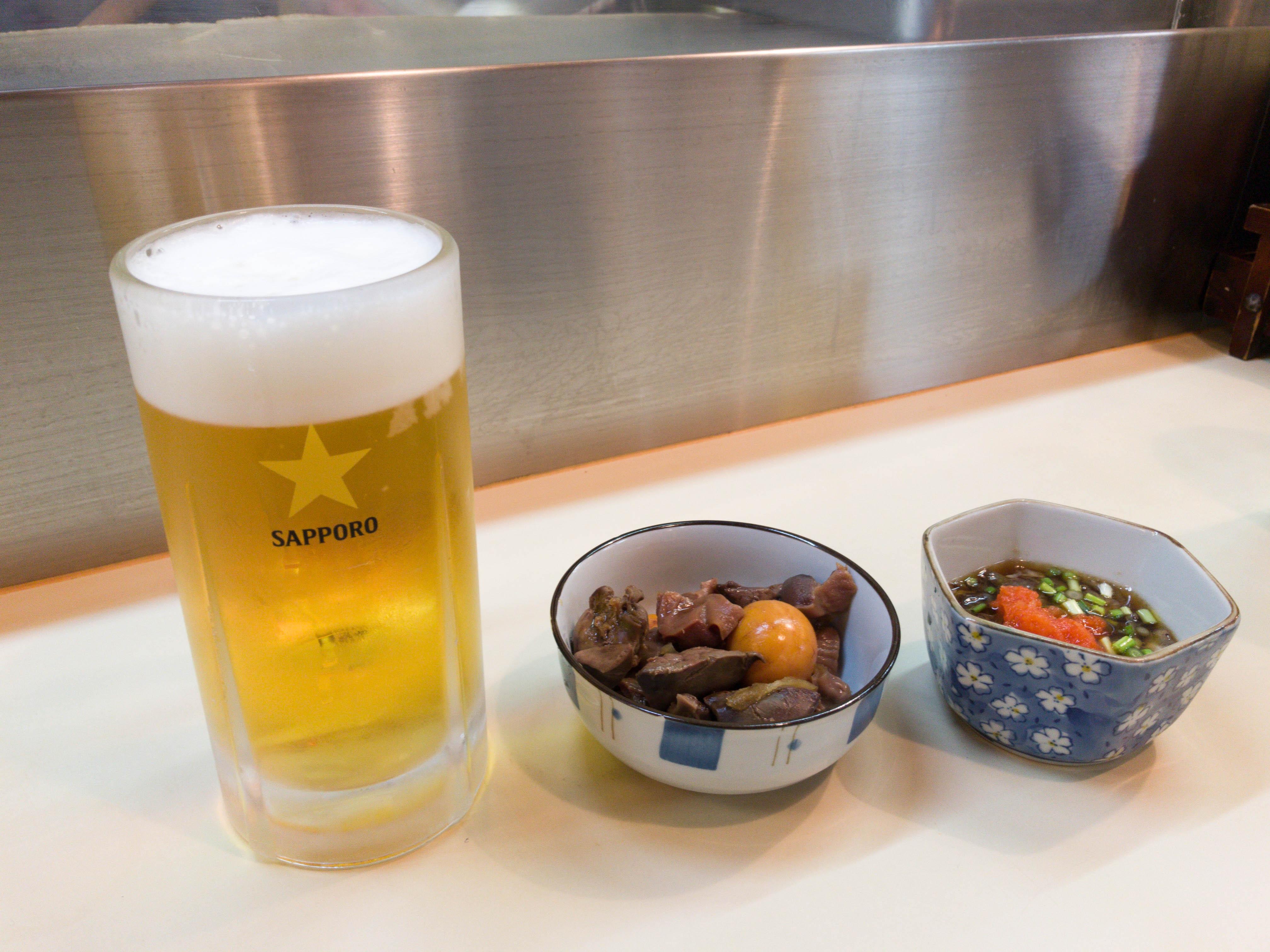 しるの店 おふくろ(香川県高松市瓦町)高松での初飲みは食事良し雰囲気良しのお店でした!