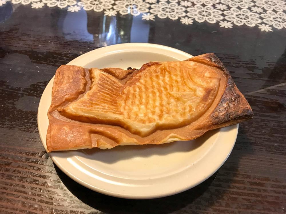 たこ一番 ゆめタウン安古市店(広島市安佐南区高取北) たこ焼き屋なのにデニッシュたい焼きが美味い!