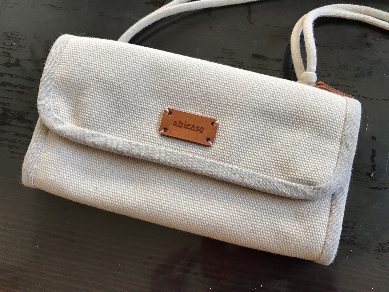 abicaseの1点物財布【abicaseDUCK Wallet?Bag?】を買っちゃいました!
