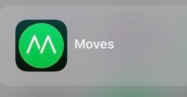 位置情報を自動で記録してくれる「Moves」が閉鎖するってよ。